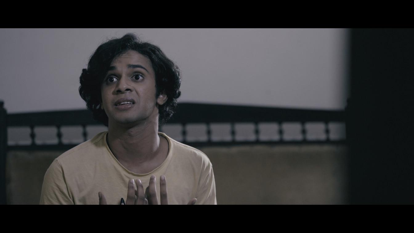 Alistar Bennis as Vikranth