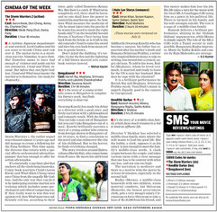 bangalore times review