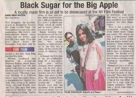 Black Sugar for the Big Apple