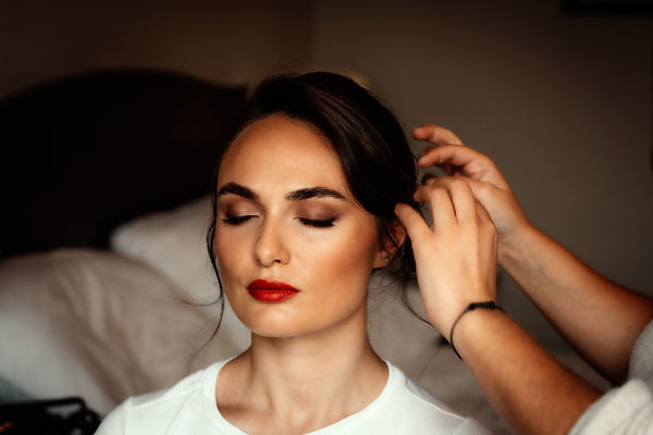 Ocassion makeup on Katie Brook-Photo by Seve Lee photoworks