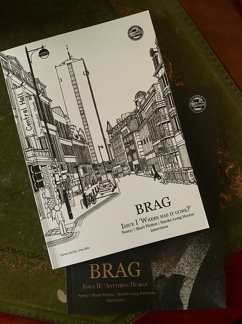 BRAG BUNDLE (ISSUE I & II)