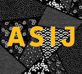 ASIJ Merch logo