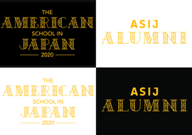ASIJ Gate Inspired Logo