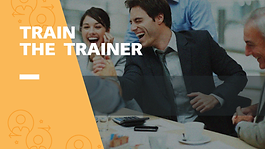 Train the Trainer - 1 Feb 2021