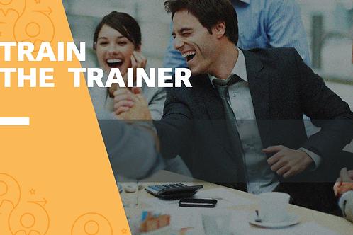 Train the Trainer - 1 Feb 2021