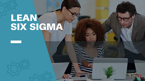 Lean Six Sigma Programme - August 2021