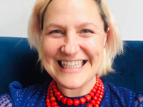 We welcome Esther Featherstone, our new Fundraising Coordinator