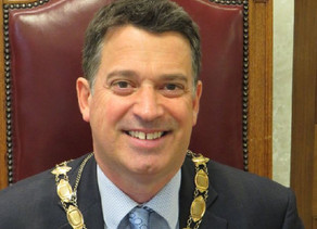 Haywards Heath Mayor supports Time 4 Children