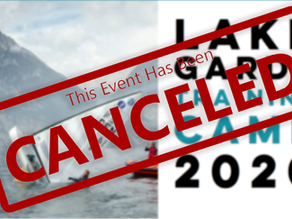 Lake Garda Training camp cancelled