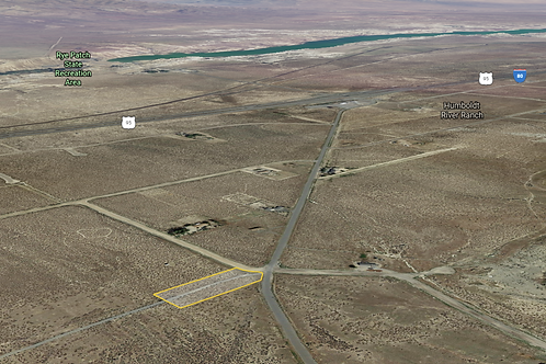 1.5 Acre on Shasta Lake Dr. in Rye Patch Ranches in Lovelock, Nevada