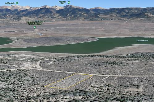 1.85-Acre Property with Power Near the Sanchez Reservoir in Costilla, Colorado