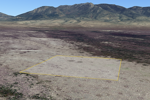 10 Acre Property Near Pilot Peak in Montello, Nevada