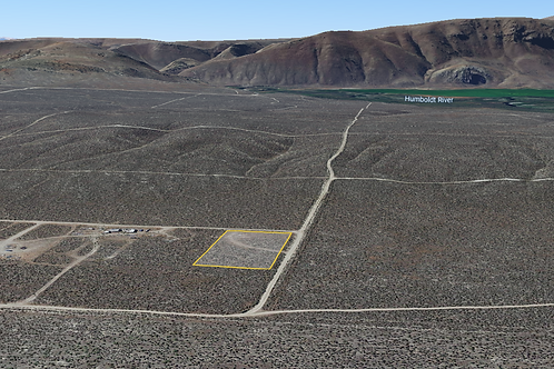 1.03-Acre Corner Property Near South Fork Canyon in Elko, Nevada