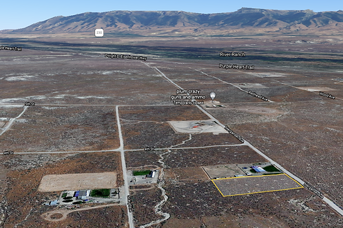1.12 Acre Property with Power and Neighbors in Deeth, Nevada