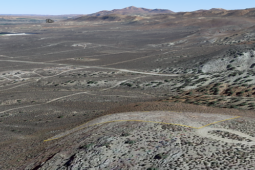 Rural 1.03-Acre Property on Hill-Top Near South Fork Canyon in Elko, Nevada