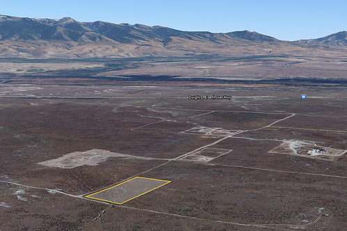 Rural, 4.71 Acre Property with Great Access to I-80 in Deeth, Nevada