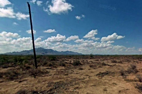 1 Acre Property with Power in Deming, NM