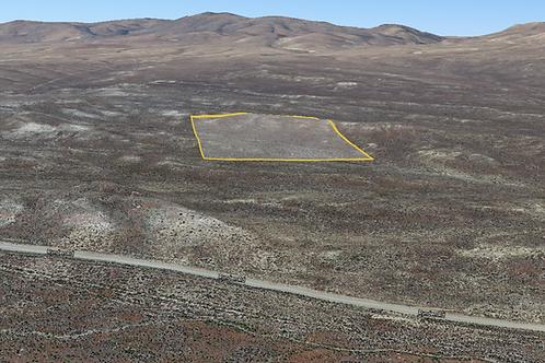 20 Acre Property Near Devils Gate Road in Ryndon, Nevada