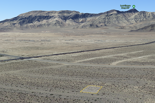 Rural, 0.124 Acre Property just Outside of Pahrump, Nevada