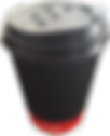 Coffee Cup - Black & Red.png