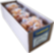 Sweets floor stand - Apricot Balls Box.p