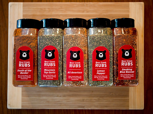 Full Experience Gourmet spice set