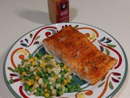 All American Salmon!