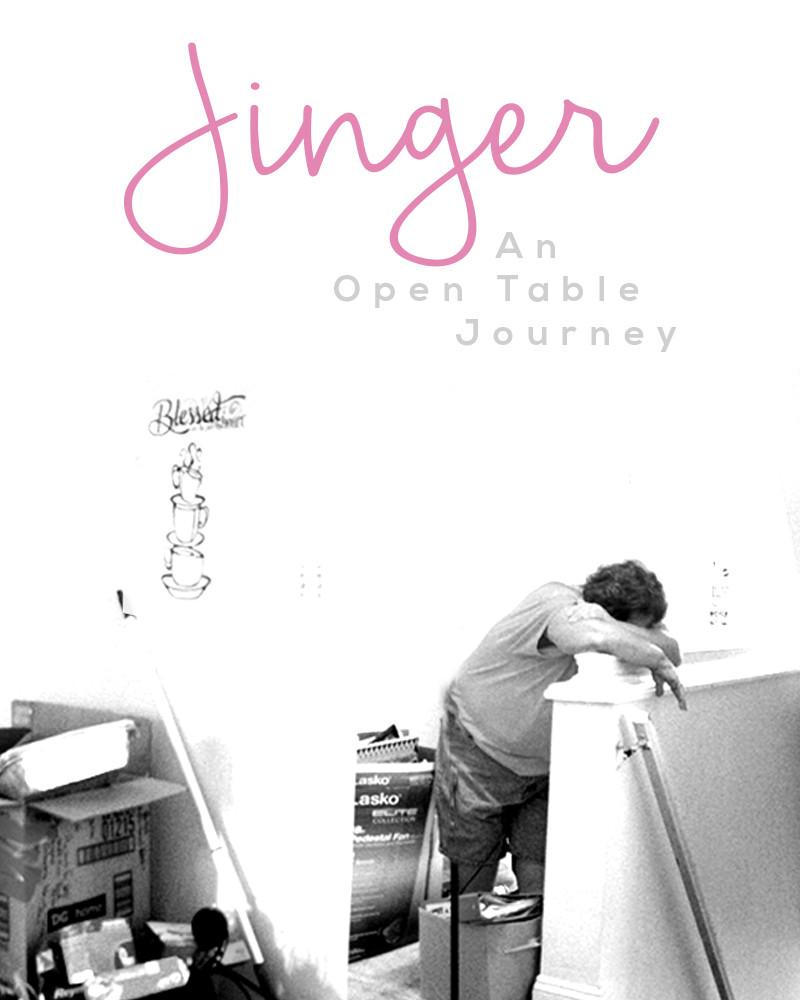 Jinger: An Open Table Journey