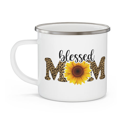 Blessed Mom Proud Mom | My First Mother's Day Mug | Coffee Cup | Mug 12oz