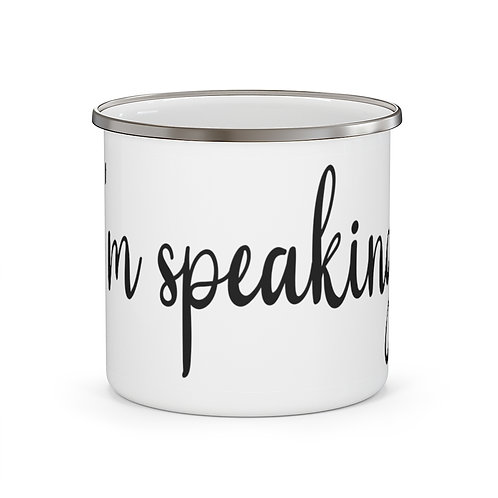 I'm Speaking Mug | Vice President Kamala Harris |Coffee Feminist Mug 12 oz