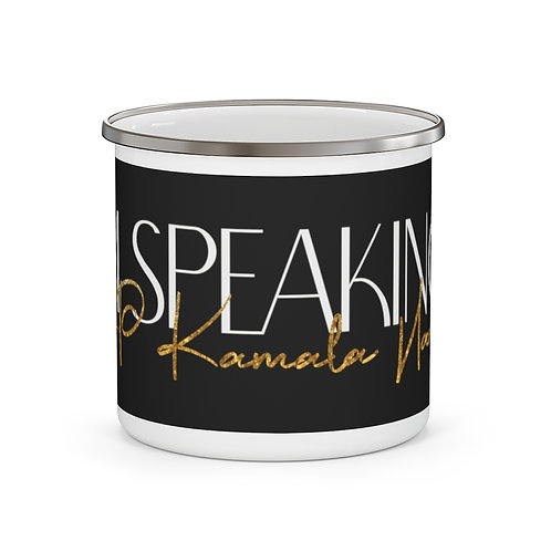 I'm Speaking |  Kamala Harris | Black History Coffee Tea | Feminist Mug 12 oz