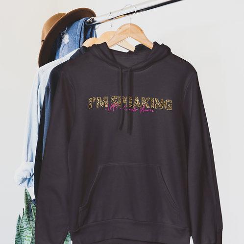 Kamala Harris | I'm Speaking Hoodie | Women's Hooded Sweatshirt