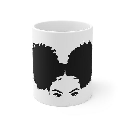 Afro Puffs Mug 11oz