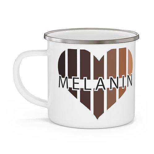Melanin Mug | Black Lives Matter Coffee Tea Cup | BLM Melanin 12 oz