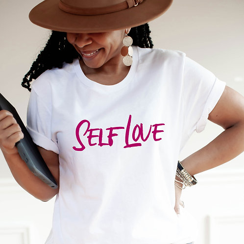 Self Love | Women's Unisex Fit T-Shirt