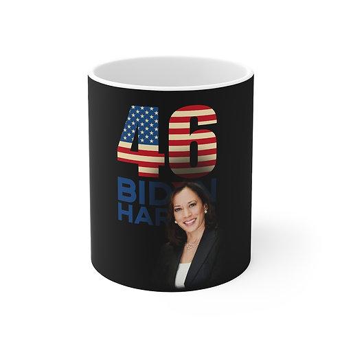 Kamala Harris Biden Mug 11oz