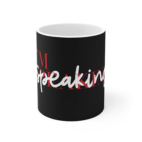 Kamala Harris |  Im Speaking Feminist Mug 11oz