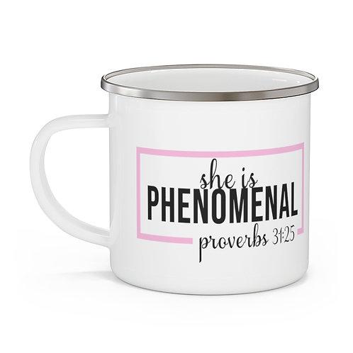 Proverbs 31 She Is Phenomenal Mug | Mothers Day Coffee Cup | Mug 12oz