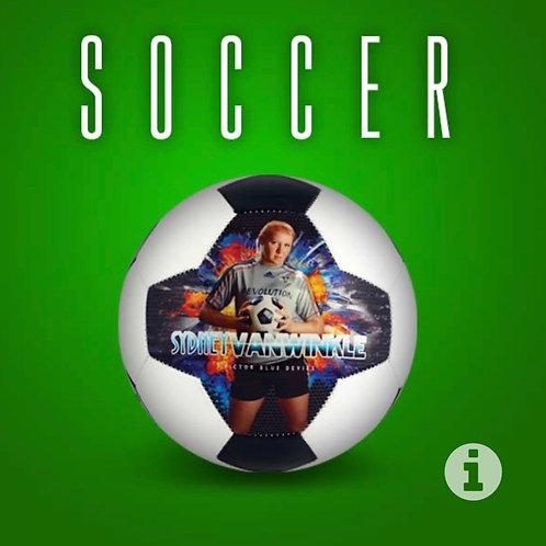 Soccer Ball Photo Ball