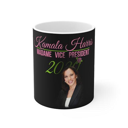 Kamala Harris AKA Mug 11oz