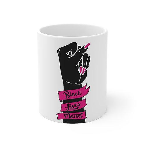 Black Lives Matter Mug 11oz