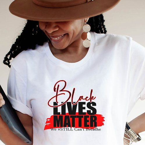 Black Lives Matter | Social Injustice | Unisex T-Shirt ...Click to see more!