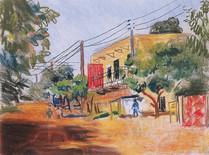 Rue à Bamako