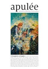 Apulée, revue littéraire et de réflexion