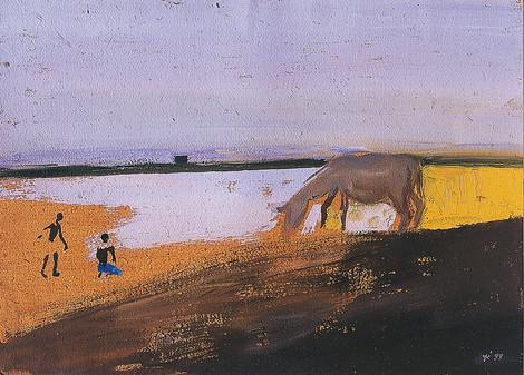 Fleuve, Niger