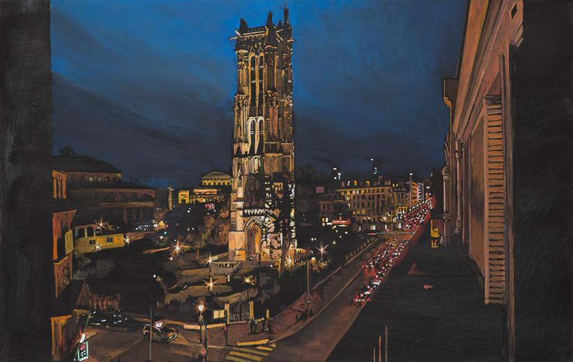 Tour Saint-Jacques IV