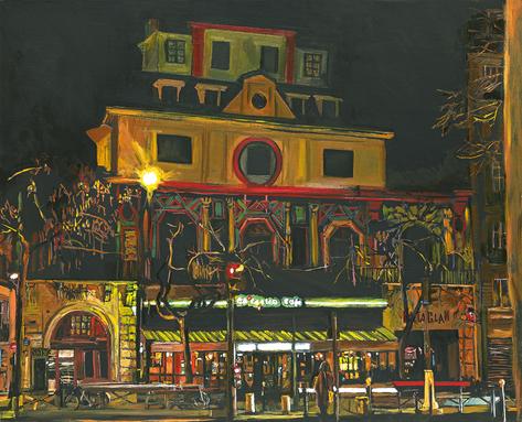 Le Bataclan Caf'conc, Paris XI