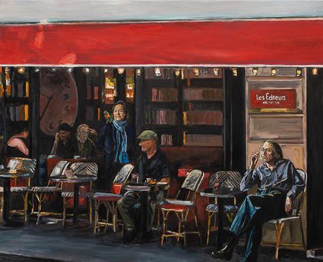 Les Éditeurs, Paris VI