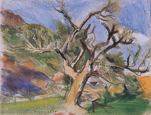 L'arbre, koro,  collection particulière