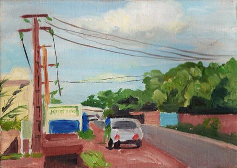 Bamako, la route